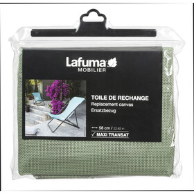 Lafuma Mobilier Cover Maxi-Transat 62cm Batyline varten, moss